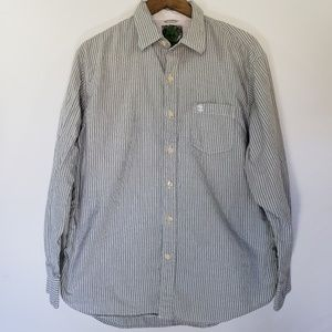 Timberland Button Up Mens Large